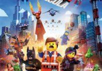 La Lego película poster
