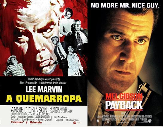 A Quemarropa / Payback