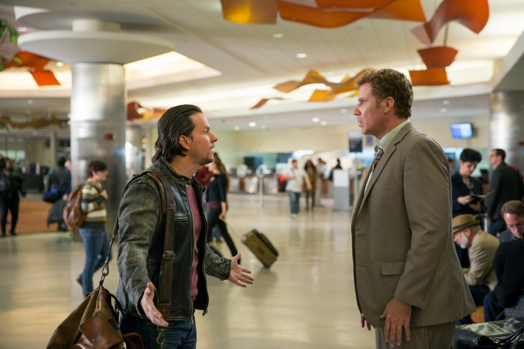 Left to right: Mark Wahlberg plays Dusty and Will Ferrell plays Brad in Daddy's Home from Paramount Pictures and Red Granite Pictures