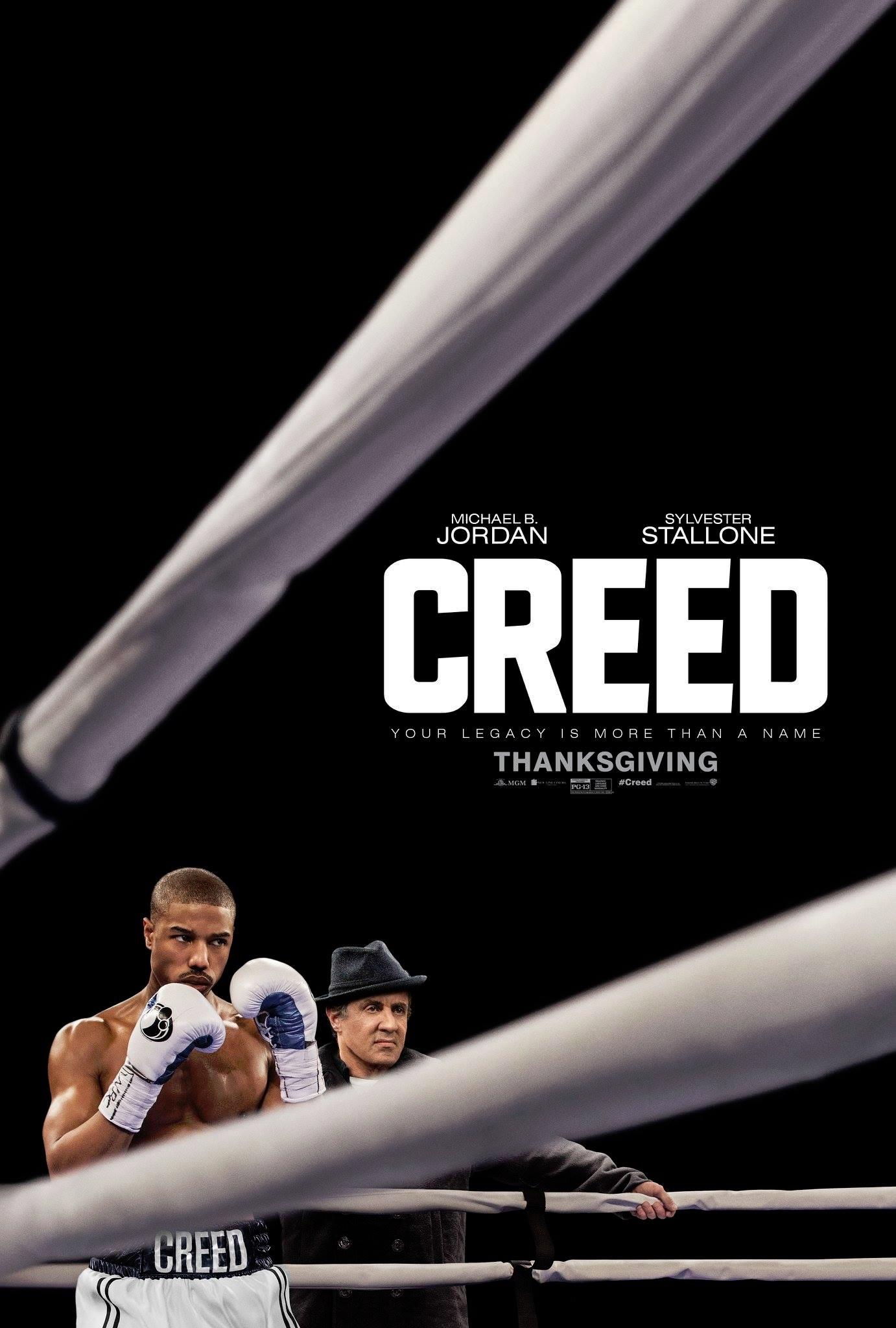 Creed, la leyenda de Rocky