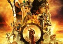 Dioses de Egipto poster