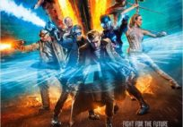 Legends of tomorrow poster 1