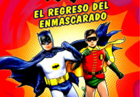 Batman El regreso de los cruzados enmascarados poster