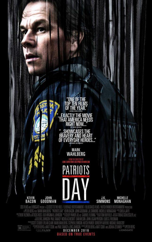 Dia de patriotas CARTEL