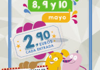 Cartel Fiesta del cine
