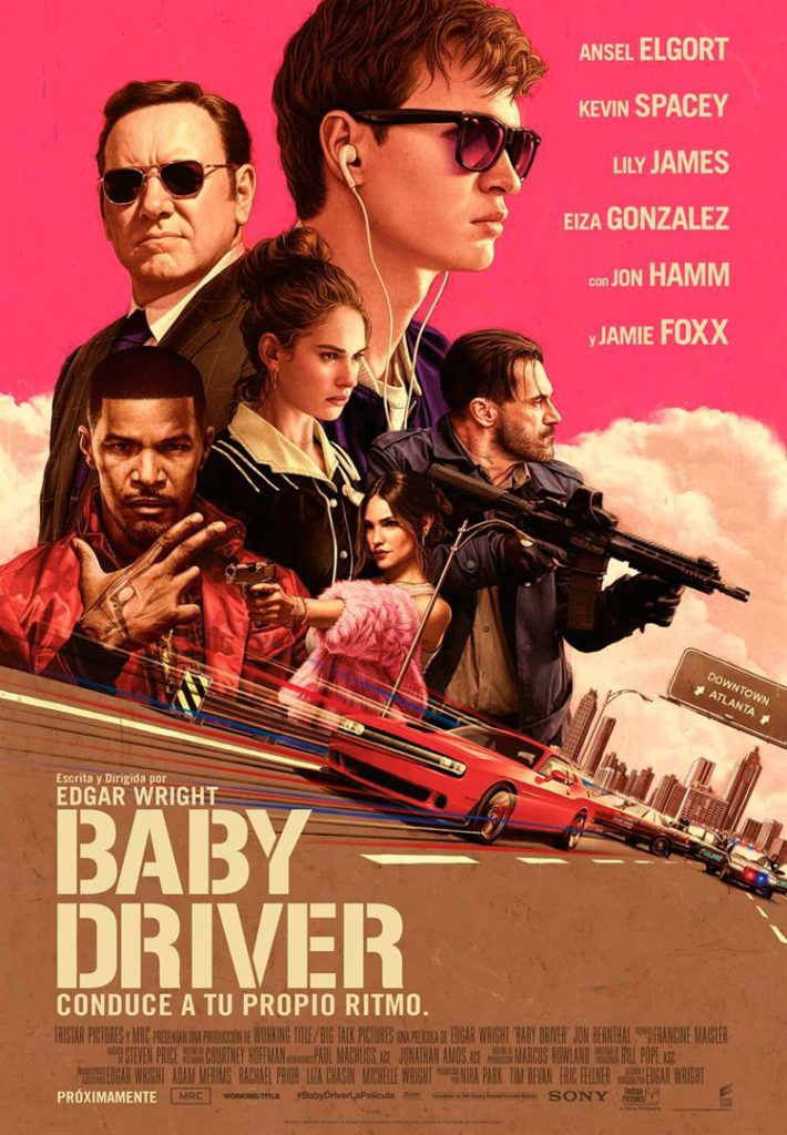 Baby Driver CARTEL