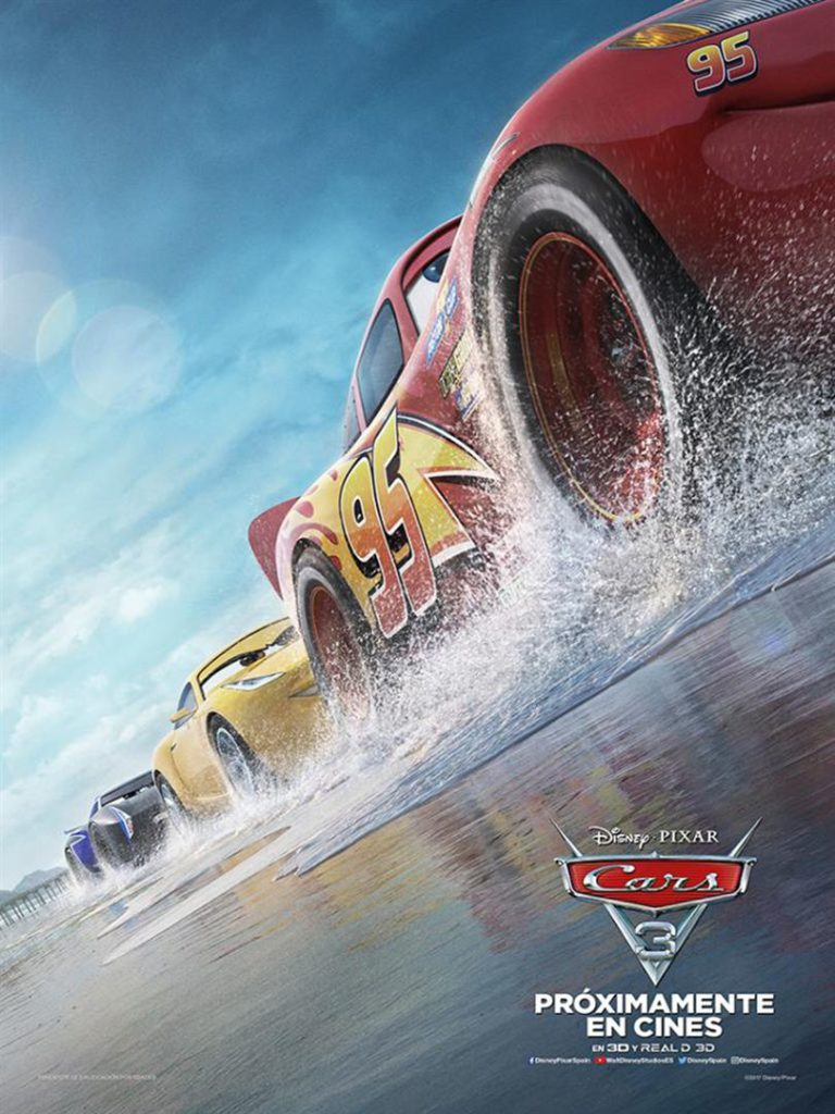 Cars 3 CARTEL
