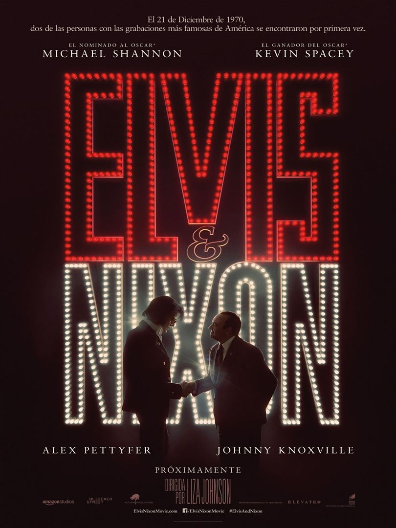 Elvis & Nixon CARTEL