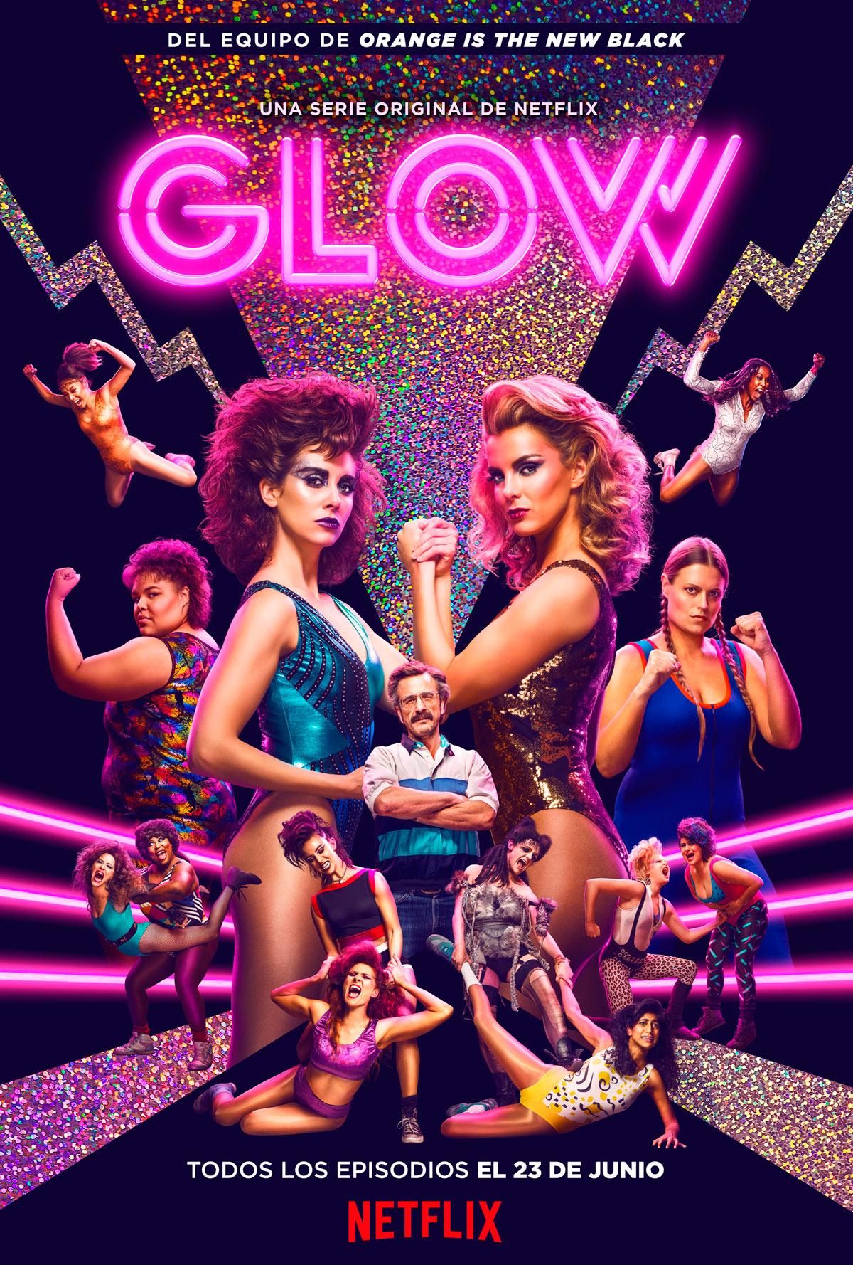 Glow poster 2