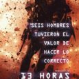 13 horas poster