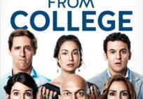 Amigos de la universidad poster