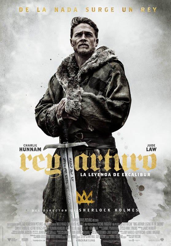 El rey Arturo: La leyenda de Excalibur