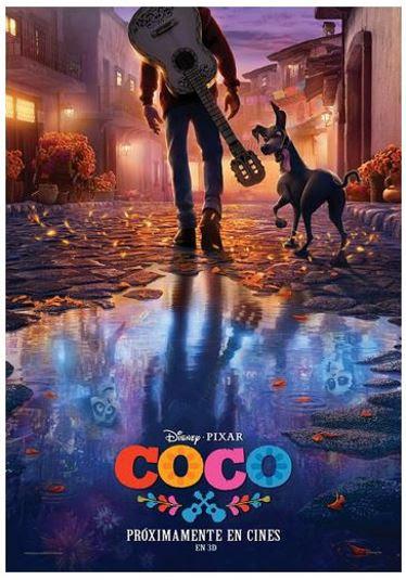 Nuevo trailer de COCO de Disney·Pixar