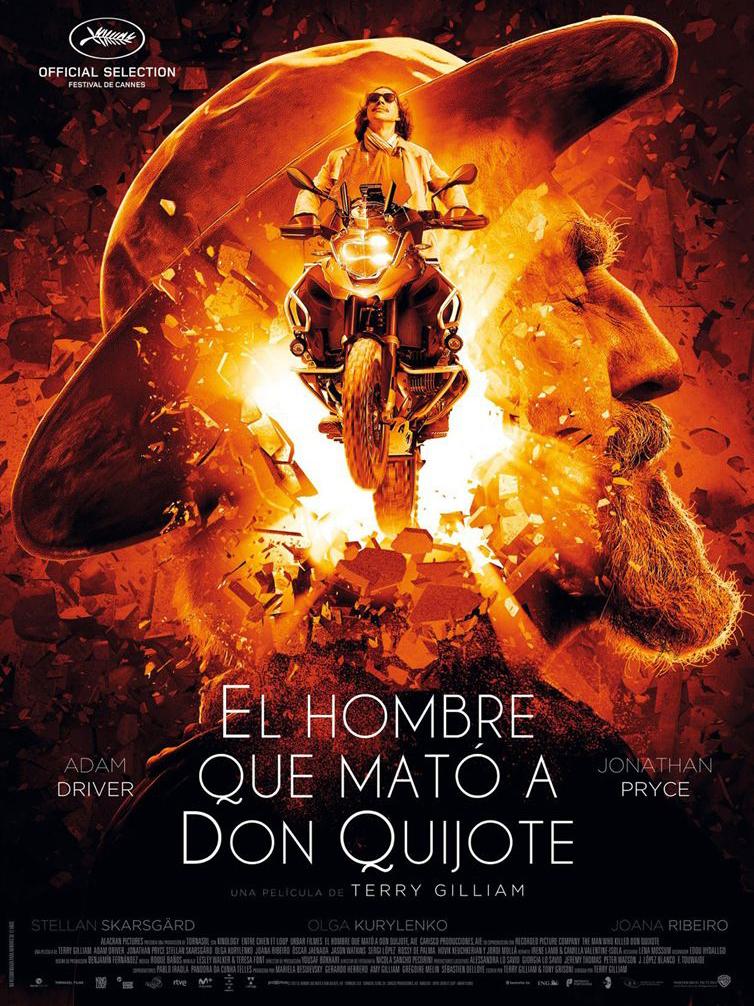 El-hombre-que-mató-a-don-quijote-CARTEL