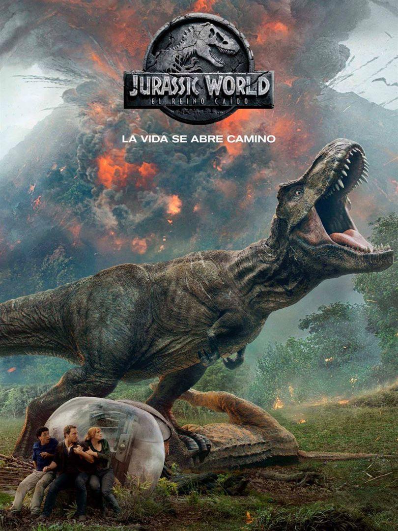 Jurassic World Reino caido CARTEL