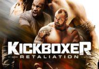 Kickboxer contraataque