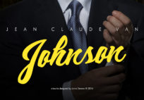 Jean-Claude Van Johnson Temporada 1 poster 2