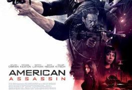 American Assassin poster